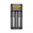 Multifunkční nabíječka baterií - Nitecore Intellicharger Q2 (Bla