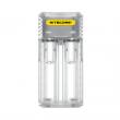 Multifunkční nabíječka baterií - Nitecore Intellicharger Q2 (Lem