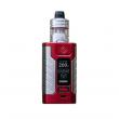 Elektronický grip: Wismec Sinuous FJ200 Kit s Divider 4ml (4600mAh) (Červený)