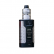 Elektronický grip: Wismec Sinuous FJ200 Kit s Divider 4ml (4600mAh) (Černý)