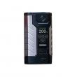 Elektronický grip: Wismec Sinuous FJ200 Mod (4600mAh) (Černý)