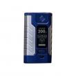 Elektronický grip: Wismec Sinuous FJ200 Mod (4600mAh) (Modrý)