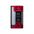 Elektronický grip: Wismec Sinuous FJ200 Mod (4600mAh) (Červený)