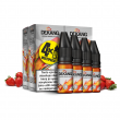 E-liquid Dekang Classic 4x10ml / 0mg: Jahoda (Strawberry)