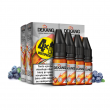 E-liquid Dekang Classic 4x10ml / 0mg: Borůvka (Blueberry)