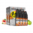 E-liquid Dekang Classic 4x10ml / 3mg: Jablko (Apple)