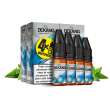 E-liquid Dekang Classic 4x10ml / 3mg: Máta (Mint)
