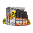 E-liquid Dekang Classic 4x10ml / 3mg: Ovocná směs (Fruit Combo)