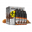 E-liquid Dekang Classic 4x10ml / 3mg: USA Mix (Cigaretový tabák)