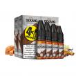 E-liquid Dekang Classic 4x10ml / 3mg: DK-4 (Tabák s vanilkou a karamelem)