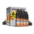 E-liquid Dekang Classic 4x10ml / 12mg: Ostružina (Blackberry)