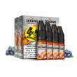 E-liquid Dekang Classic 4x10ml / 12mg: Borůvka (Blueberry)