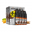 E-liquid Dekang Classic 4x10ml / 12mg: Gold DV Blend (Jemný cigaretový tabák)