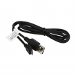 USB QC / Micro USB nabíjecí kabel Eleaf (Černý)