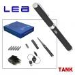 [!Doprodej] - Elektronická cigareta: LEA (650mAh) - TANK (Černá)