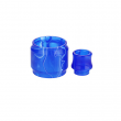 Sada resinového těla a náustku Blitz Resin pro TFV12 (Tmavě modrá)