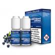 E-liquid Ecoliquid Double Pack 2x10ml / 0mg: Borůvka