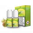 E-liquid Ecoliquid Double Pack 2x10ml / 0mg: Hruška