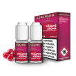 E-liquid Ecoliquid Double Pack 2x10ml / 0mg: Višeň