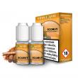 E-liquid Ecoliquid Double Pack 2x10ml / 3mg: ECORUY