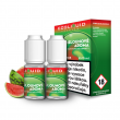 E-liquid Ecoliquid Double Pack 2x10ml / 3mg: Meloun