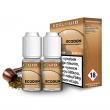 E-liquid Ecoliquid Double Pack 2x10ml / 6mg: ECODUN