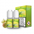 E-liquid Ecoliquid Double Pack 2x10ml / 6mg: Hruška