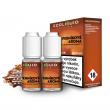 E-liquid Ecoliquid Double Pack 2x10ml / 18mg: Perníkový tabák