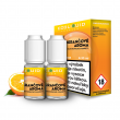 E-liquid Ecoliquid Double Pack 2x10ml / 18mg: Pomeranč