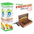 E-liquid: PREMIUM - 50ml / 18mg: COHIBA (CHB)
