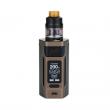 Elektronický grip: WISMEC Reuleaux RX2 20700 Kit s Gnome (Hnědý)
