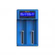 Multifunkční nabíječka baterií - Golisi I2 (2A) (Modrá)