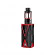 Elektronický grip: Kangertech Spider Kit s FIVE 6 Mini (4200mAh) (Červený)