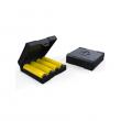 Ochranné pouzdro Chubby Gorilla pro baterie 4x18650 (Černé)