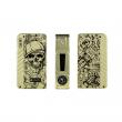Elektronický grip: DOVPO M (Gold Skull)