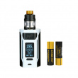 Elektronický grip: WISMEC Reuleaux RX2 21700 Kit s Gnome (Gradient White)