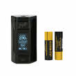Elektronický grip: WISMEC Reuleaux RX2 21700 Mod (Gloss Black)
