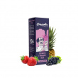 Příchuť CrazyMix: Strawberry x Pineapple x Grape (Jahoda, ananas a hroznové víno) 10ml