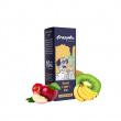 Příchuť CrazyMix: Banana x Apple x Kiwi (Banán, jablko a kiwi) 10ml