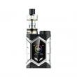 Elektronický grip: Vaptio Wall Crawler Kit s Throne Tank (Stříbrný)