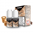 E-liquid Electra 2x10ml / 0mg: Café Latté