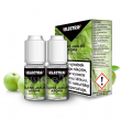 E-liquid Electra 2x10ml / 0mg: Zelené jablko