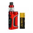 Elektronický grip: Eleaf iStick Pico S Kit s Ello VATE (Červený)