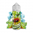 Příchuť K-Boom Edition: Green Bomb (Ledový kaktus & kiwi) 10ml