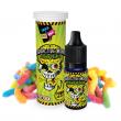 Příchuť Chill Pill: Radioactive Worms (Broskvové kyselé bonbony) 10ml