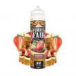 Příchuť Famous Fair: Strawberry Pound Cake (Jahodový moučník) 12ml