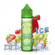 Příchuť Ohana: Green Summer Punch Ice (Ledová jahoda a kiwi) 10ml