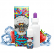 Příchuť Detonation Drip: Strawberry On Ice (Ledové jahody) 10ml