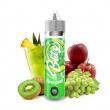 Příchuť Blitz Shake & Vape: Super Green (Kaktus, kiwi, bílé hrozno a jablko) 18ml