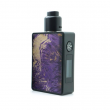 Elektronický grip: Asmodus Spruzza Squonker Kit s Oni-One RDA (Purple)
